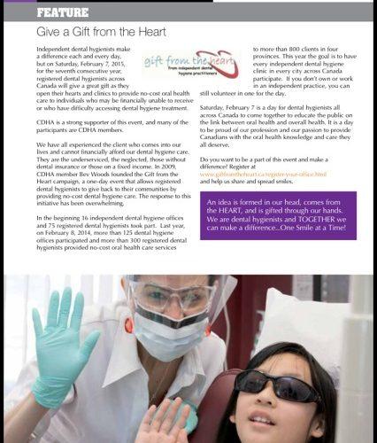 Oral Health Canada
