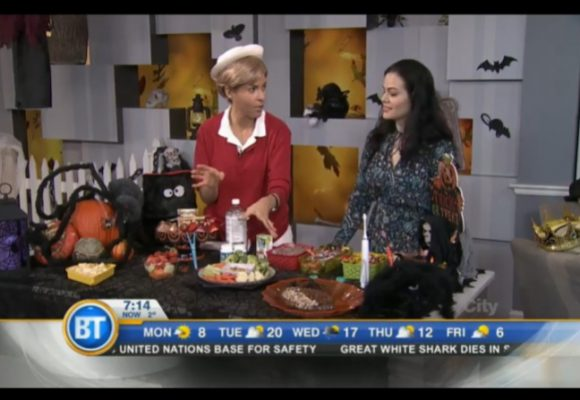 Anaida on Breakfast Television