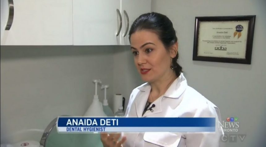 Anaida on CTV News