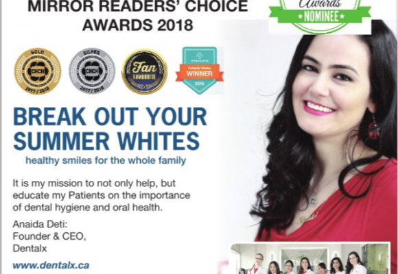 DentalX in the North York Mirror