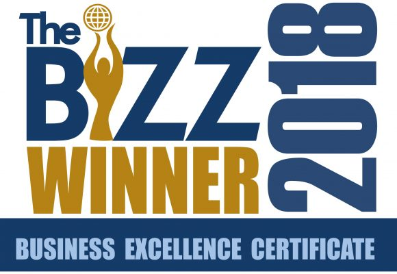 Dentalx wins The Bizz 2018 Business Excellence award