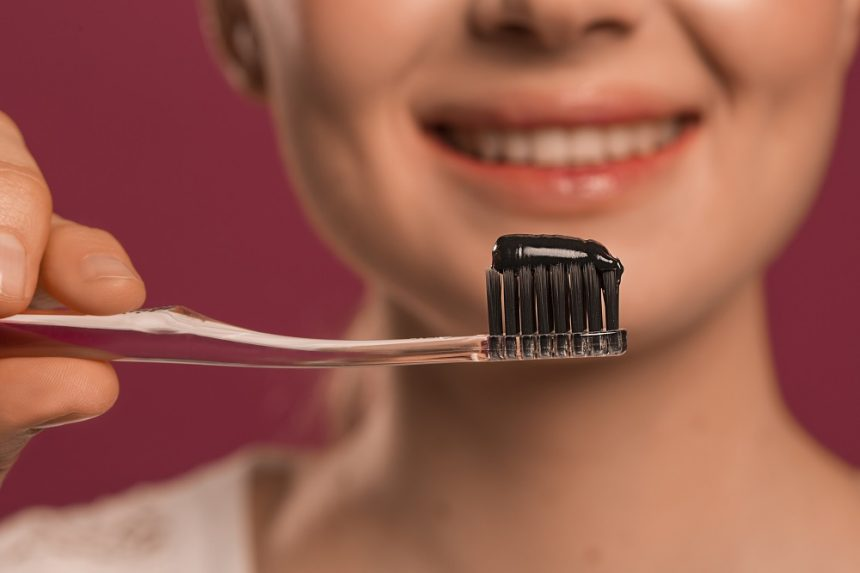 Activated Charcoal Toothpaste: How This New Dental Trend Can Leave Your Teeth Fifty Shades Of Grey