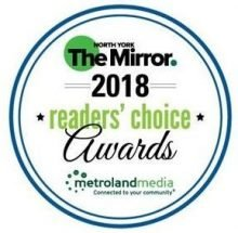 Mirror 2018 Readers Choice Award