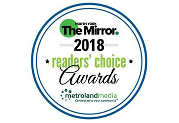 Mirror's Readers Choice Award