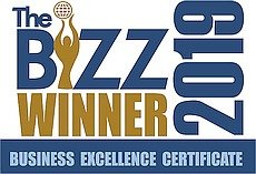 BIZZ 2019 Award Winner