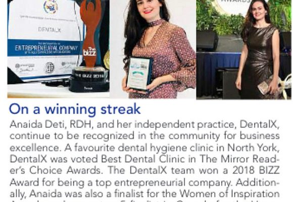 Focus Magazine January 2019 – On A Winning Streak