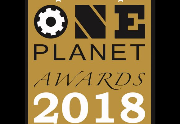 2018 One Planet Gold Awards