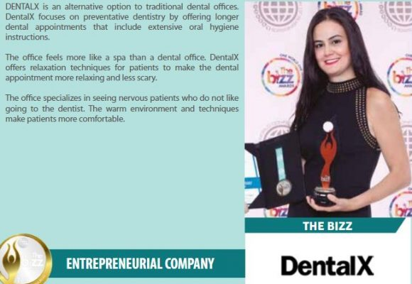 DentalX Awarded Best Entrepreneurial Company by World Confederation of Businesses