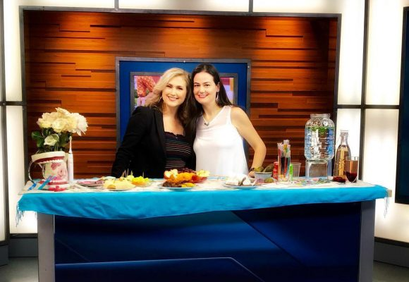 Anaida Deti on Global News Morning Show