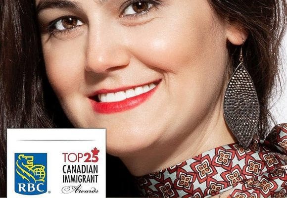2019 Top 75 Canadian Immigrant Awards Finalist