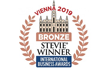 2019 Stevie Company of the Year Bronze Winner
