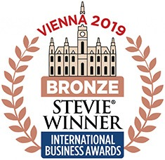 Stevies 2019 Company of the Year winner