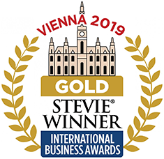 Stevies 2019 Winner Entrepreneur of the Year