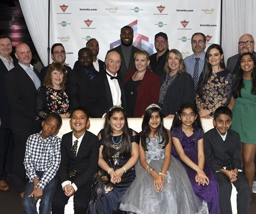 Anaida Deti Recognized at the 2019 Urban Heroes Awards Gala