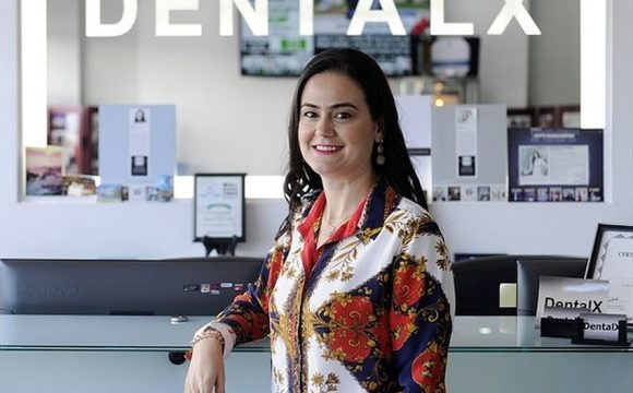 URBAN HERO: Anaida Deti provides affordable dental care to kids