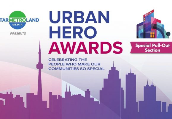 North York The Mirror Presents 2019 Urban Hero Award Winners