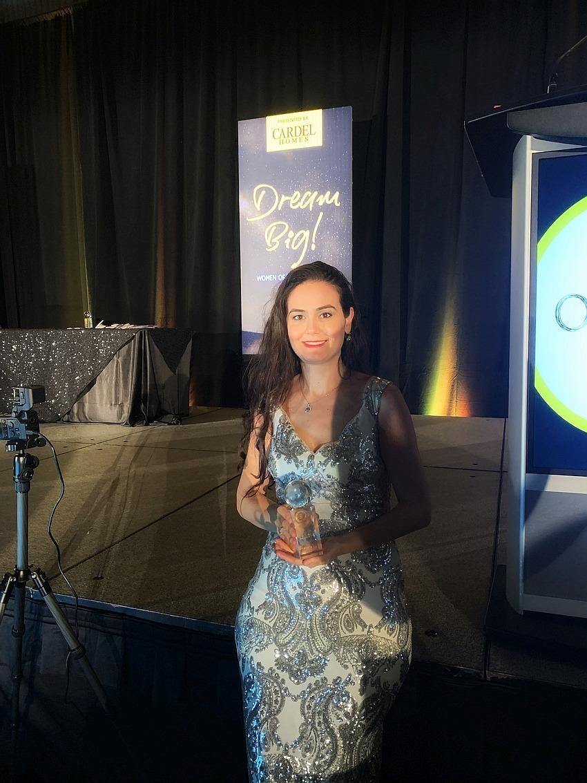 Women of Inspiration awards 1