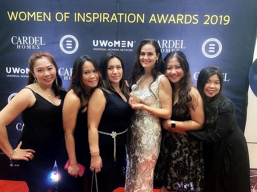 Women of Inspiration awards 2