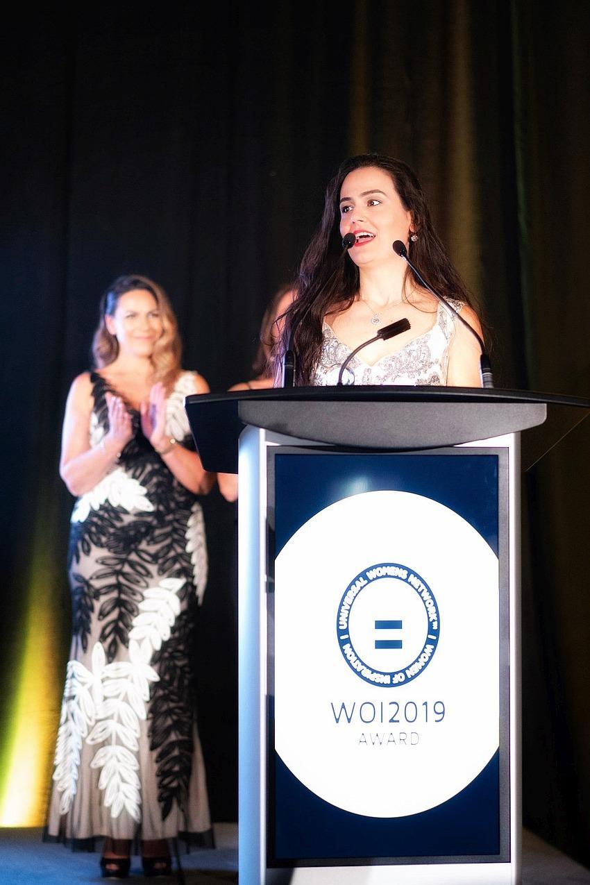 Women of Inspiration Award 6