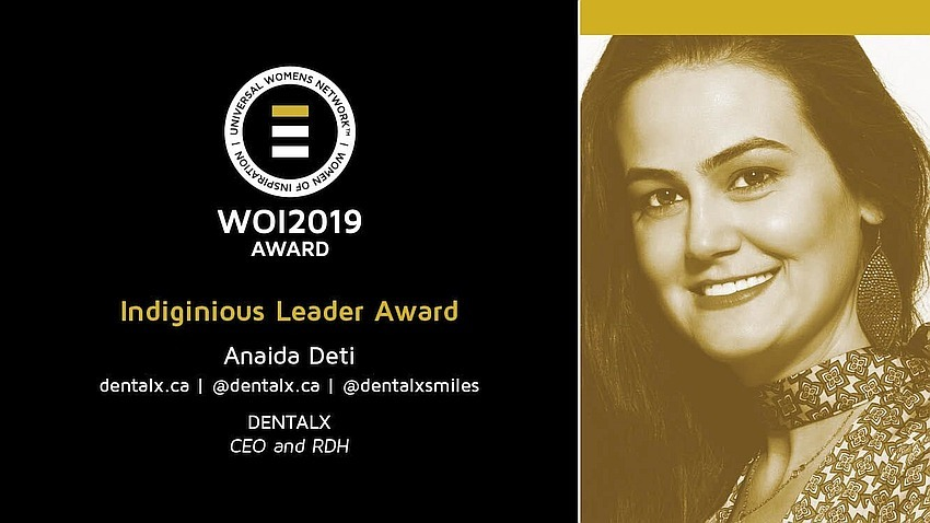 Women of Inspiration Award 8