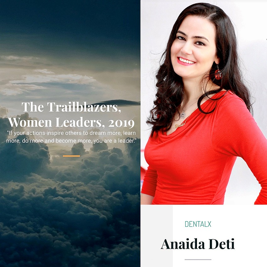 Anaida Deti Trailblazer