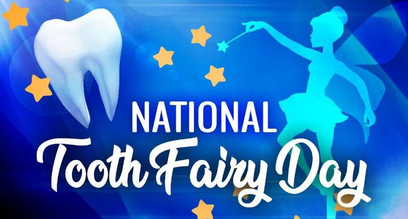 National Tooth Fairy Day on Feb 28