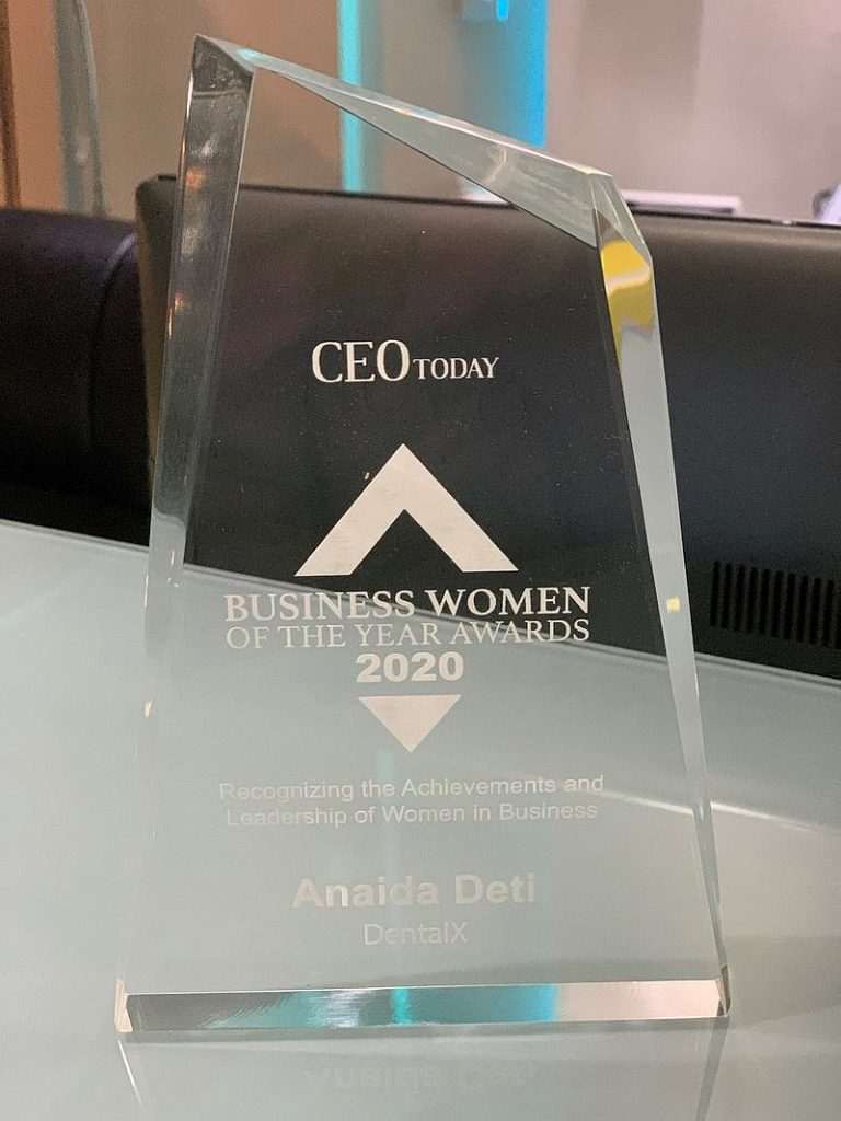 business women of the year awards 2020
