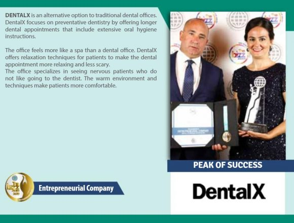 DentalX featured on World Cob business directory