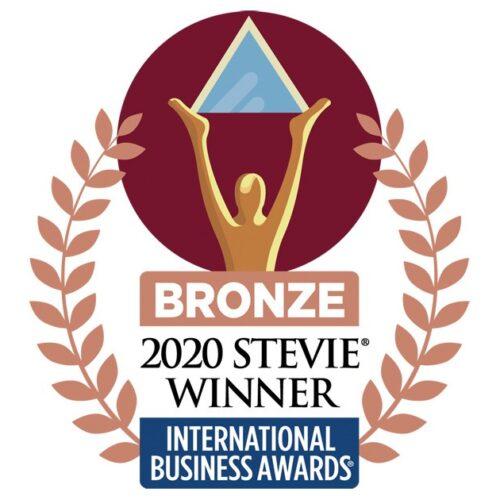 2020 Stevie International Business Awards