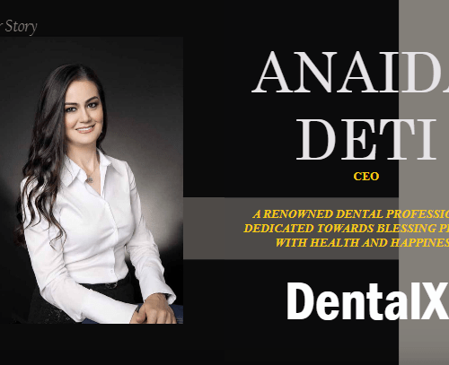 Anaida Deti Featured as Cover Story on Prime View Magazine