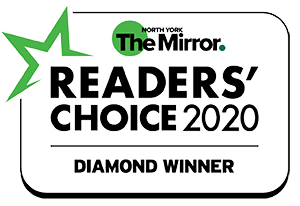 Readers Choices Award Winner 2020