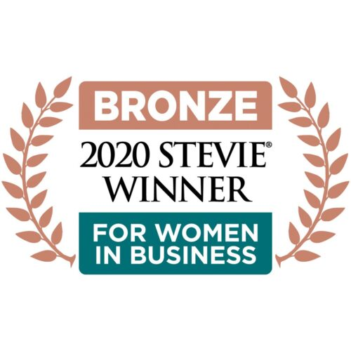 2020 Stevie Winner of Women in Business Awards