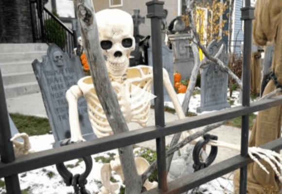 DentalX Halloween story CTV image