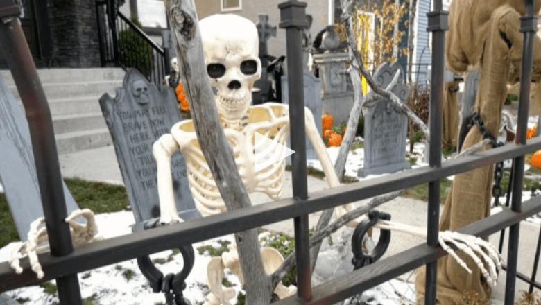DentalX Featured on CTV News Halloween Story