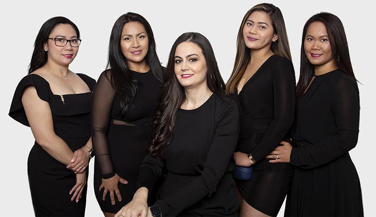 DentalX team photo in North York