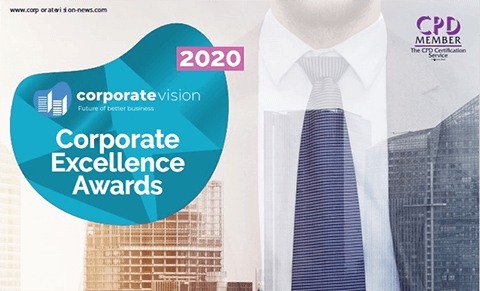 corporate excellence magazine cover